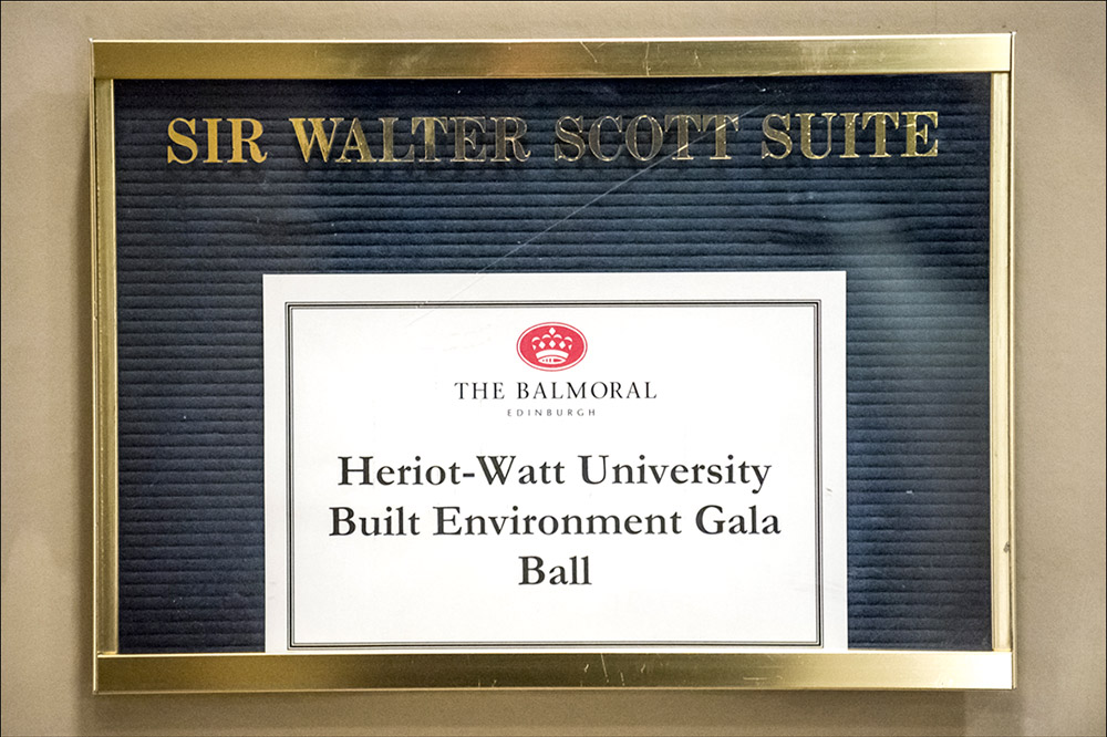 Herriot Watt University Balmoral Graduation Ball