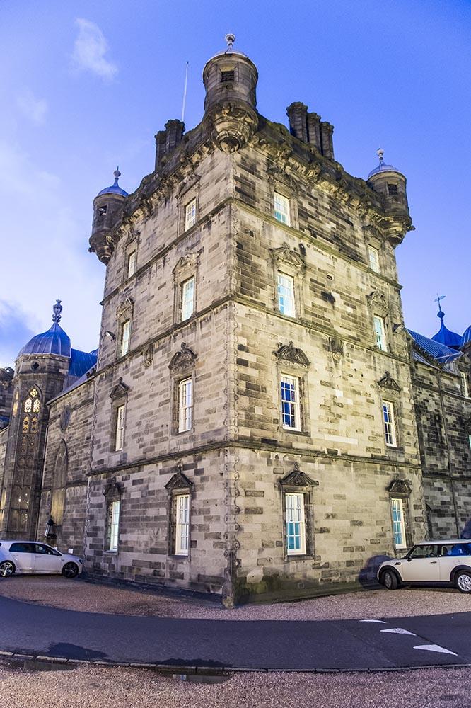 George Heriots School Edinburgh