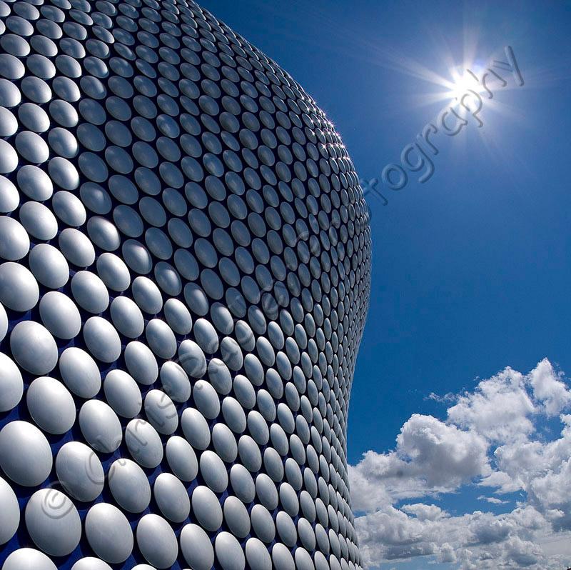Birmingham Bullring Square