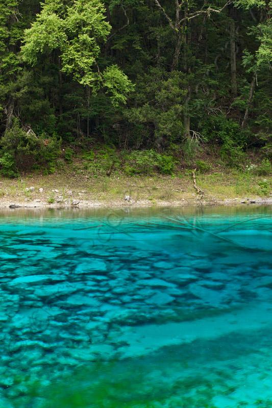 Five Colours Lake Jiuzhaigou