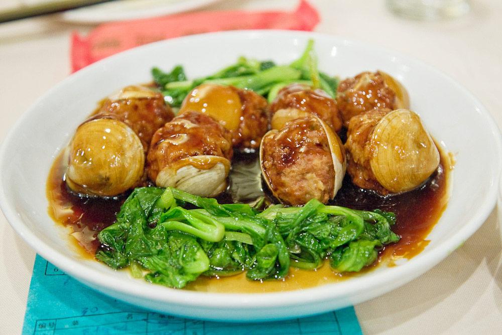 Meatball Shanghai