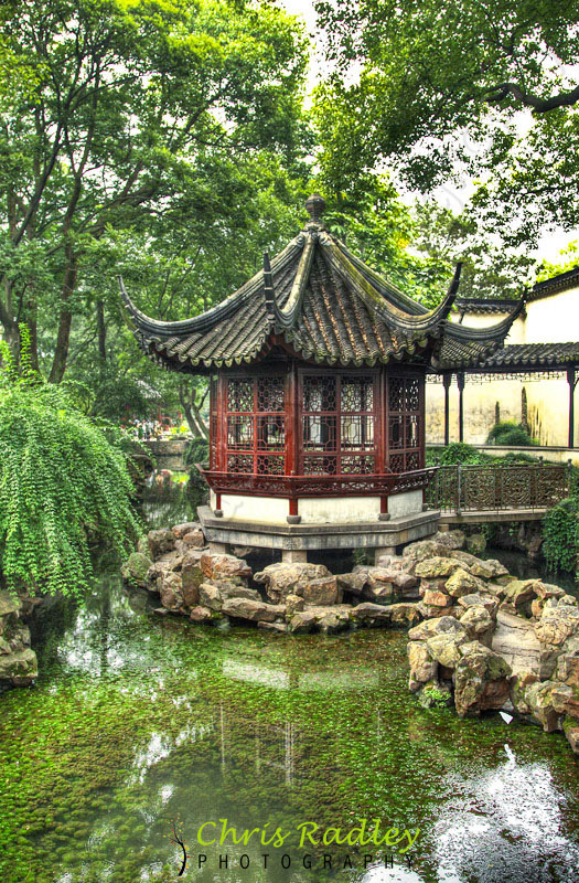 Liang Ting Humble Administrators Garden Suzhou
