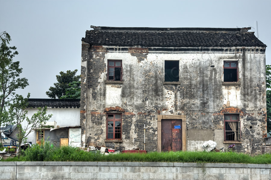 Suzhou Grand Canal house