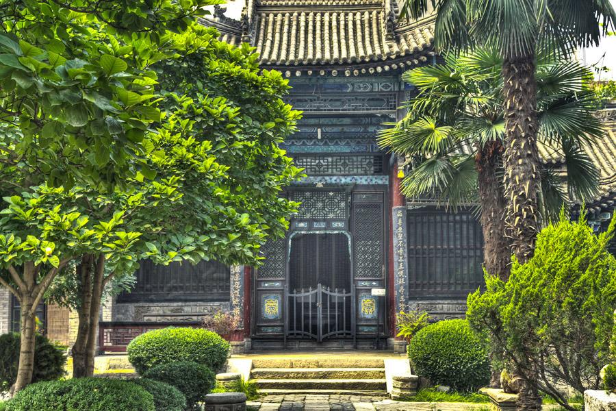 Xian Great Mosque Building