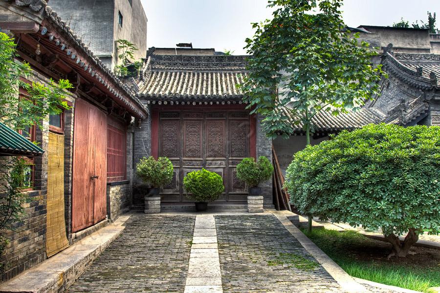 Xian Great Mosque Path