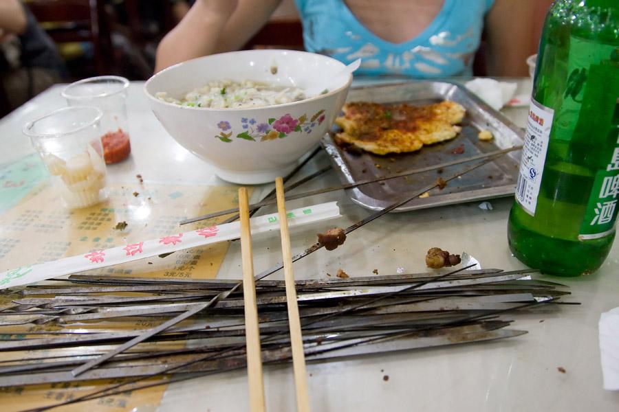 Xian Lamb Kebab