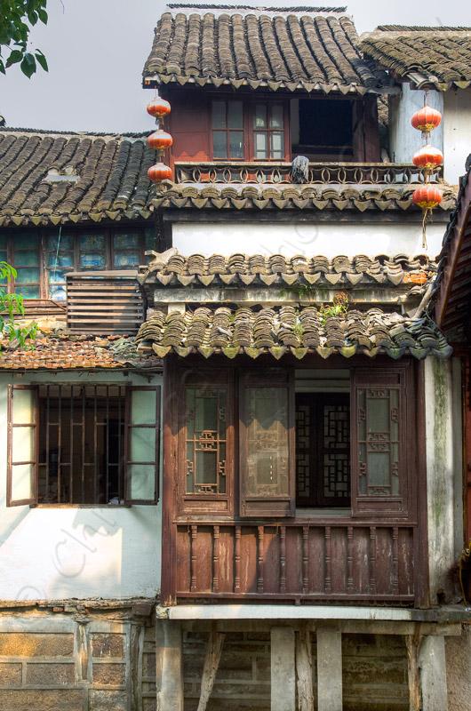 Homes in Zhu Jia Jiao