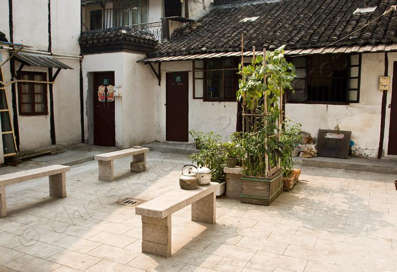 Zhu Jia Jiao square