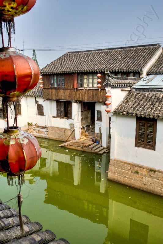 Water Zhu Jia Jiao