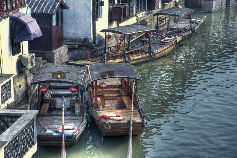 Water House Zhu Jia Jiao