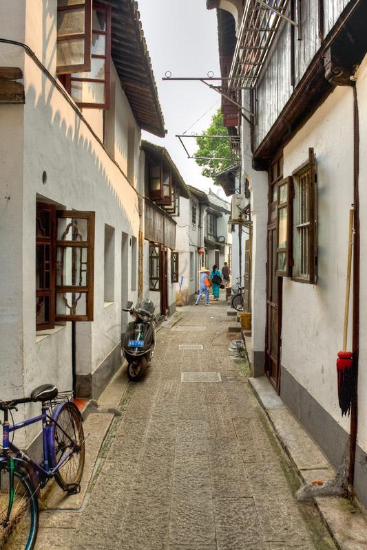 Street in Zhu Jia Jiao