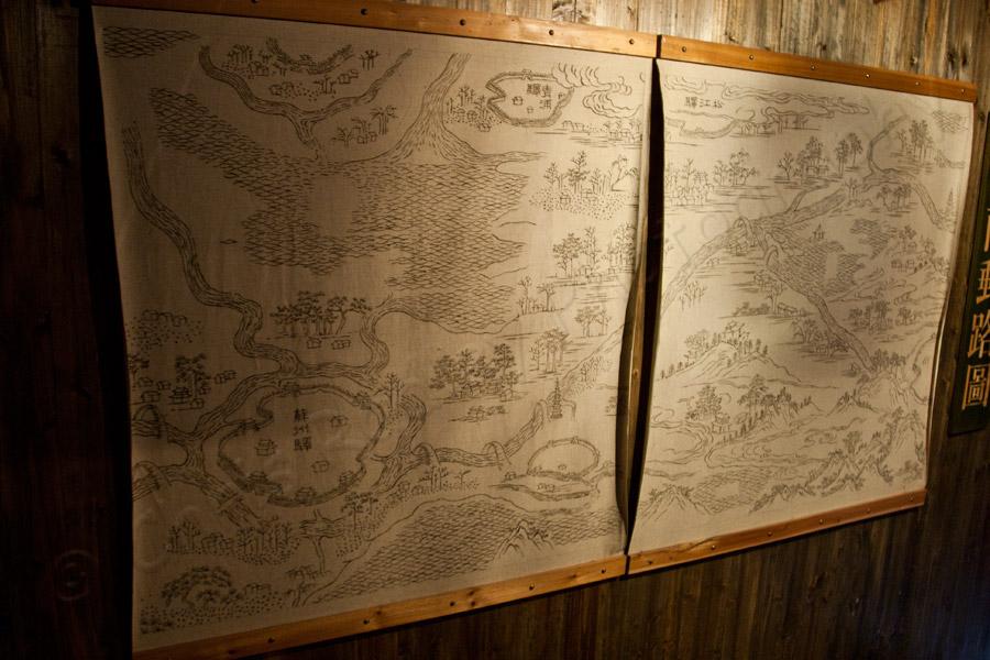 Map Zhu Jia Jiao
