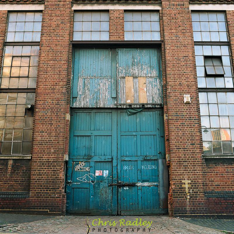 Birmingham Factory Hasselblad