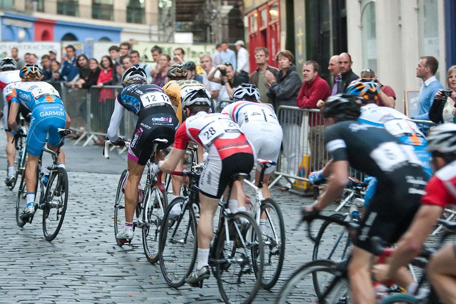 Edinburgh Nocturne Cycle Race