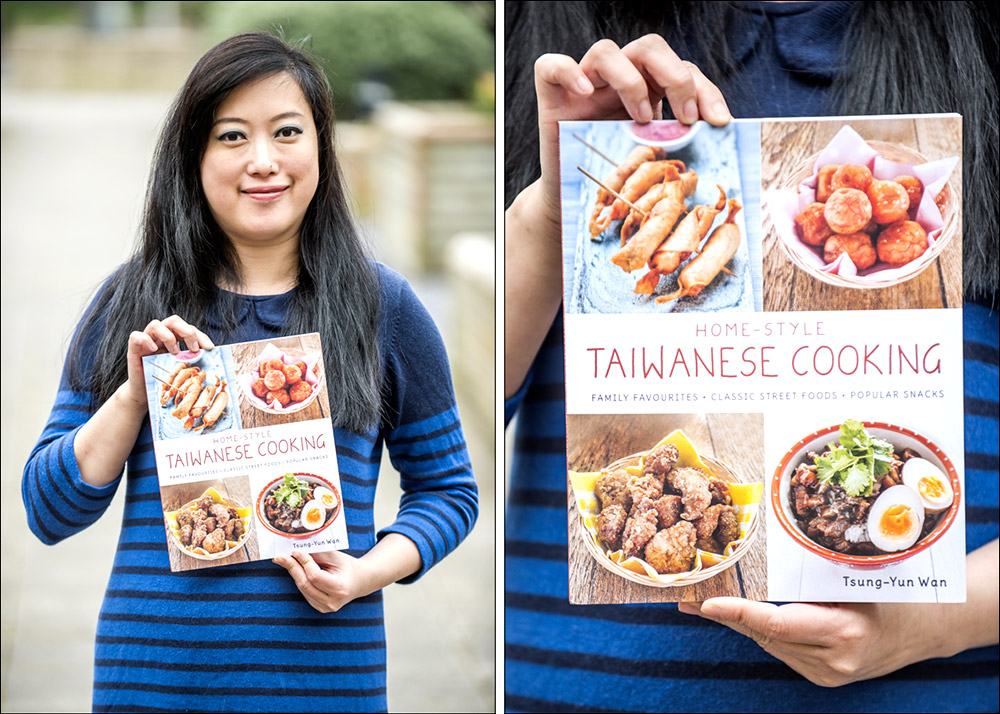 Home Style Taiwanese Cooking Cook Book
