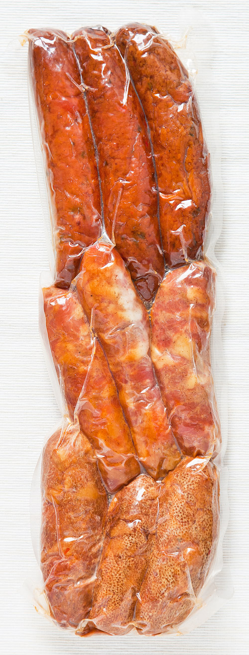 Chinese New Year Sausages