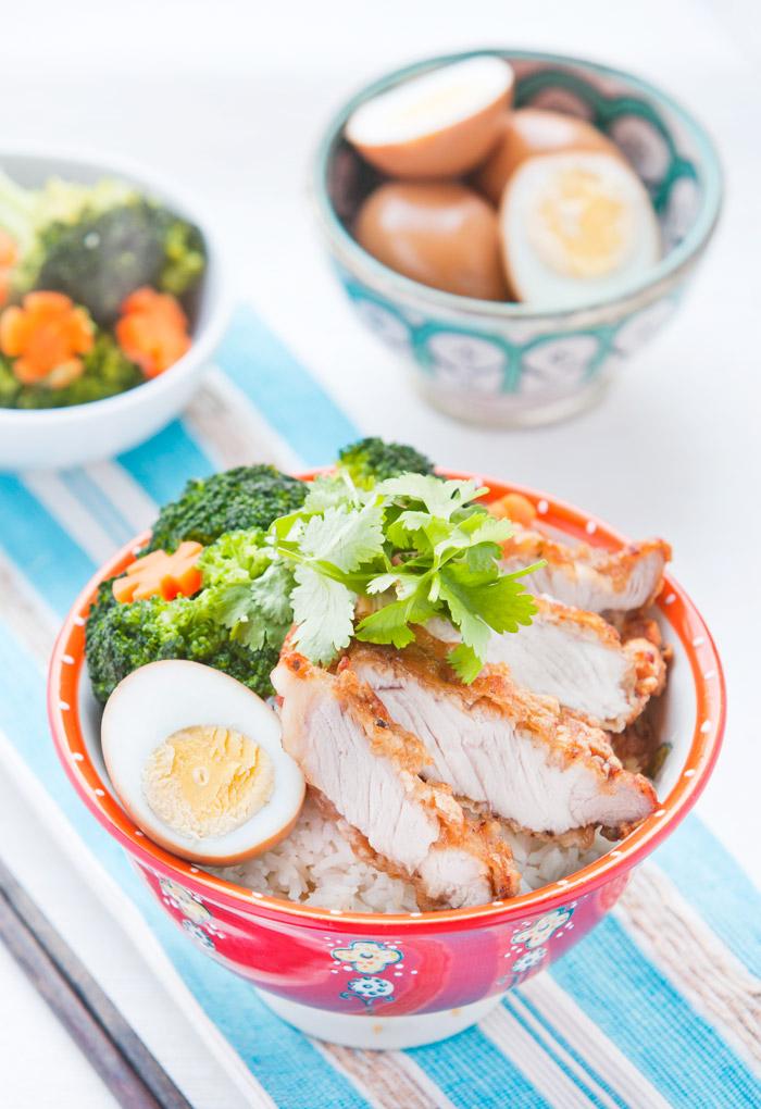 Oriental Pork Chop
