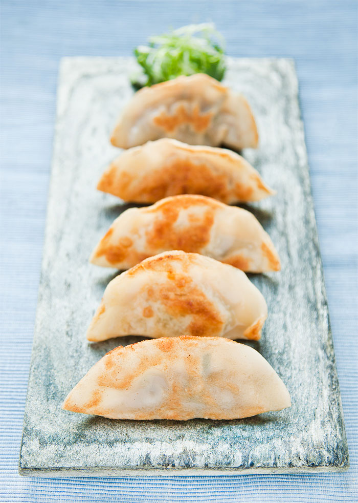 Authentic Chinese Fried Dumplings recipe