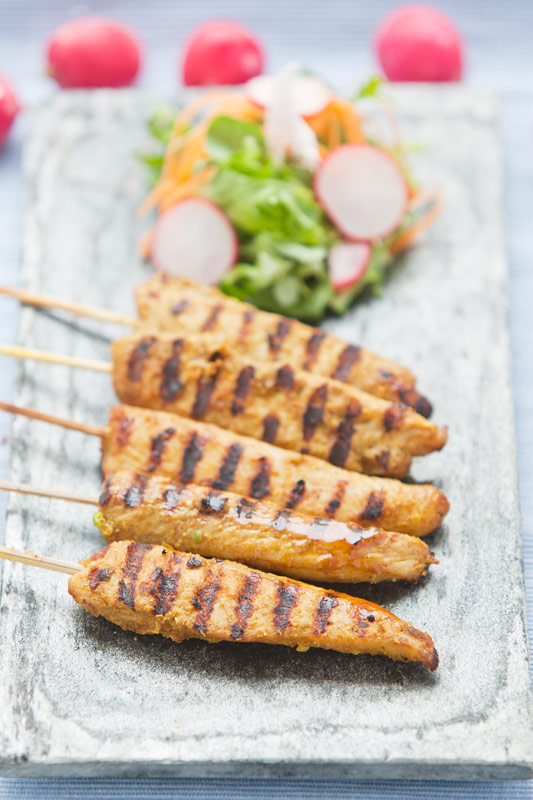 Authentic Chicken Satay recipe