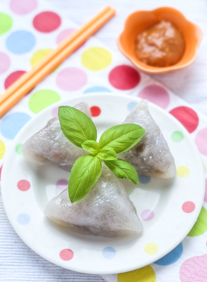 Chinese Crystal Dumplings