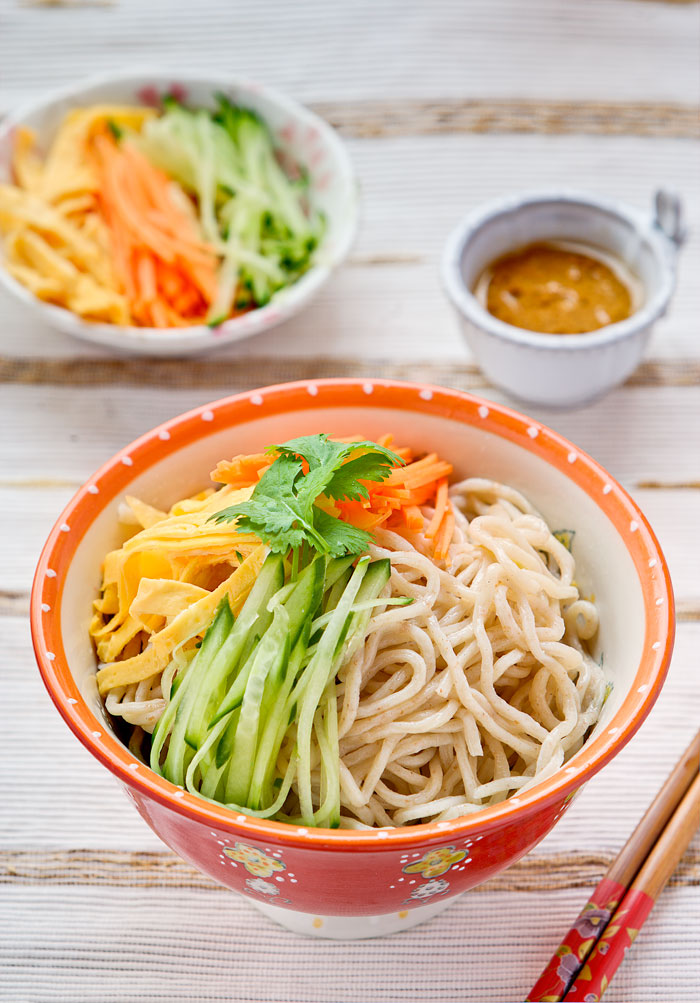 Authentic Taiwanese noodle soup recipe