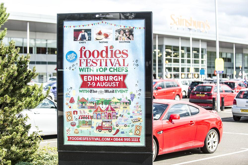 Foodies Festival Edinburgh 2015