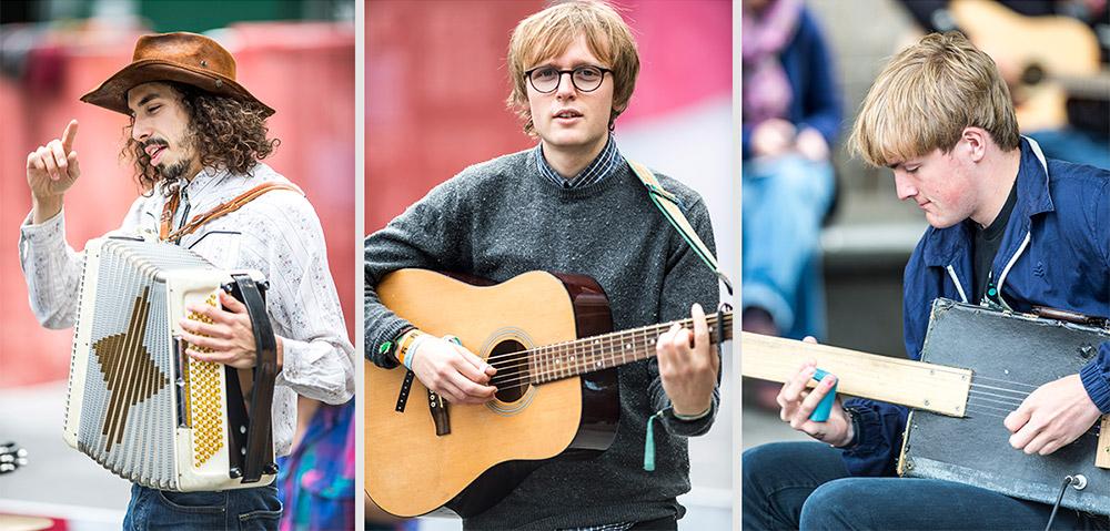 Edinburgh festival fringe 2014