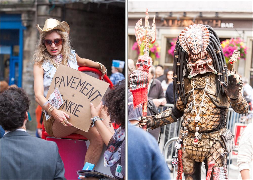 Edinburgh Fringe Festival 2013