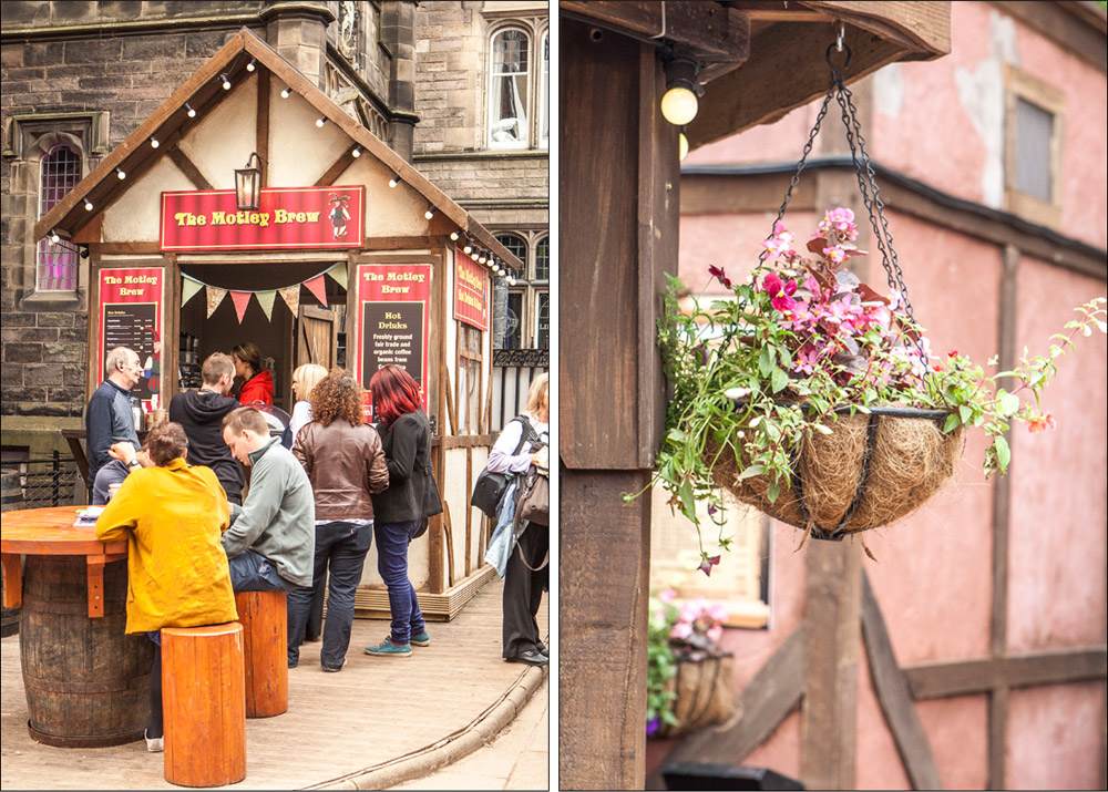 Gilden Garden Edinburgh Fringe Festival 2013
