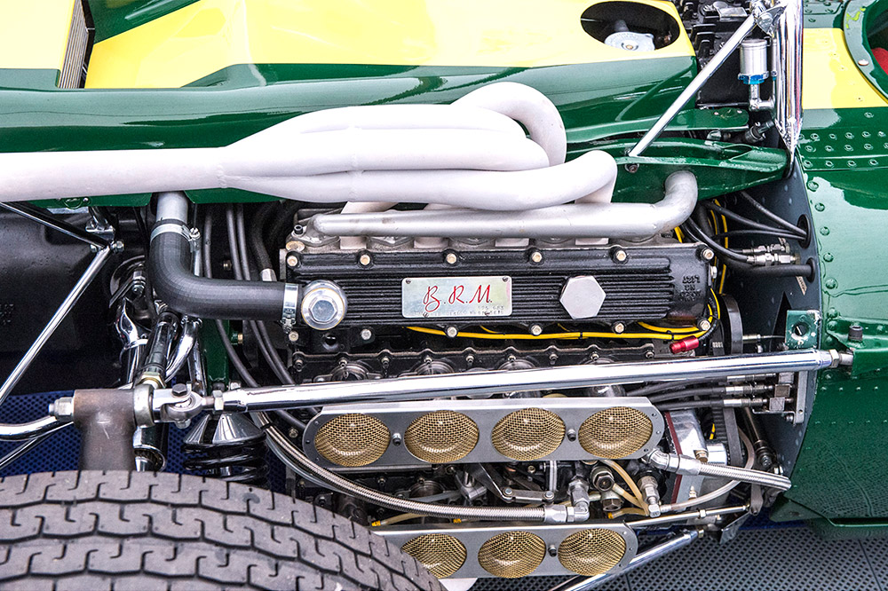 Jim Clark Lotus F1 32B Forth Bridge Parade