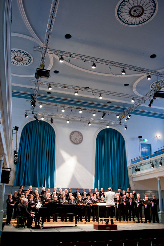 Kevock Choir Music Photography Edinburgh