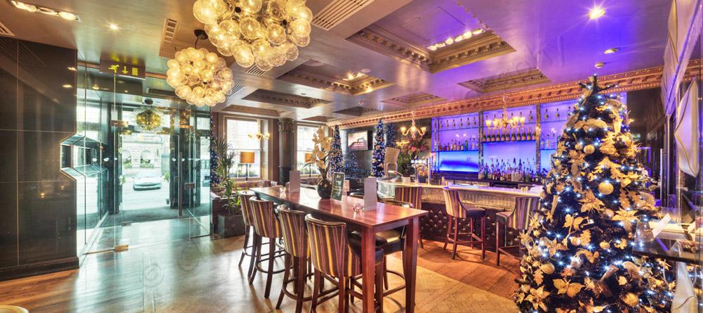 Le Monde Bar Edinburgh