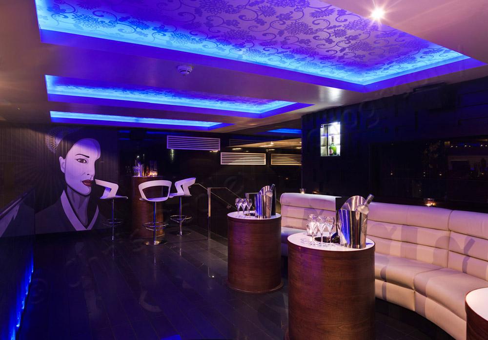 VIP Bar Shanghai Nightclub Edinburgh