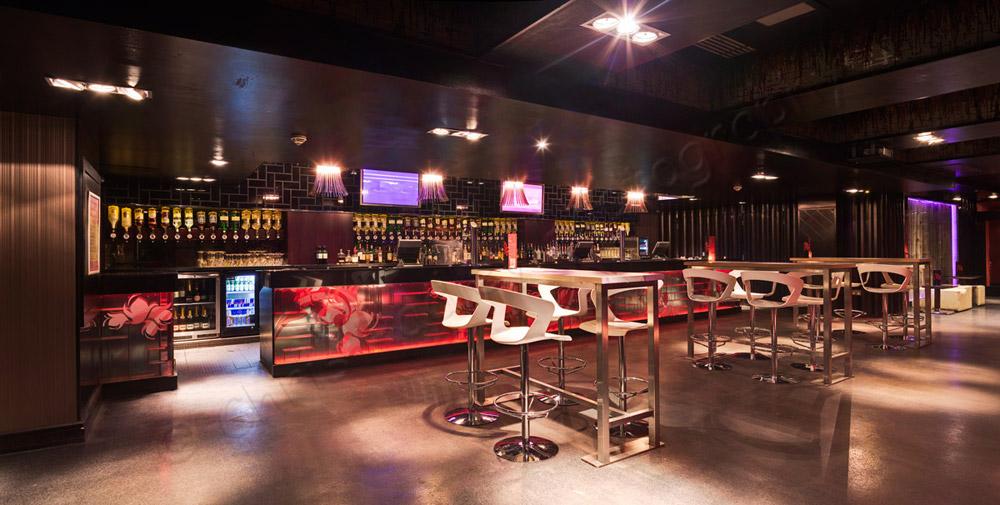 Shanghai Nightclub Edinburgh Bar