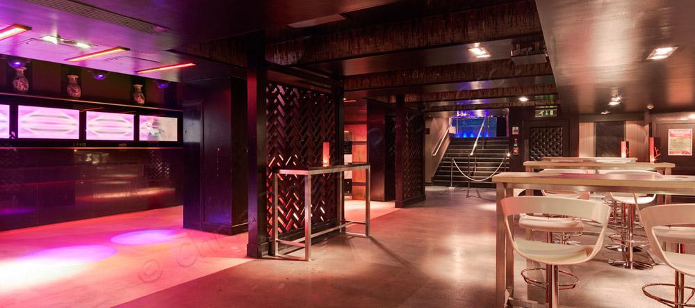 Shanghai Nightclub Edinburgh Dance Floor