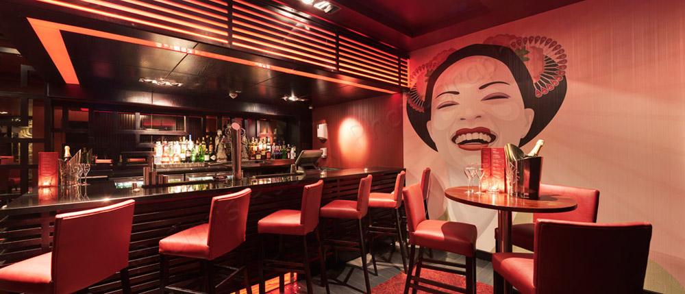 Red Bar Shanghai Nightclub Edinburgh