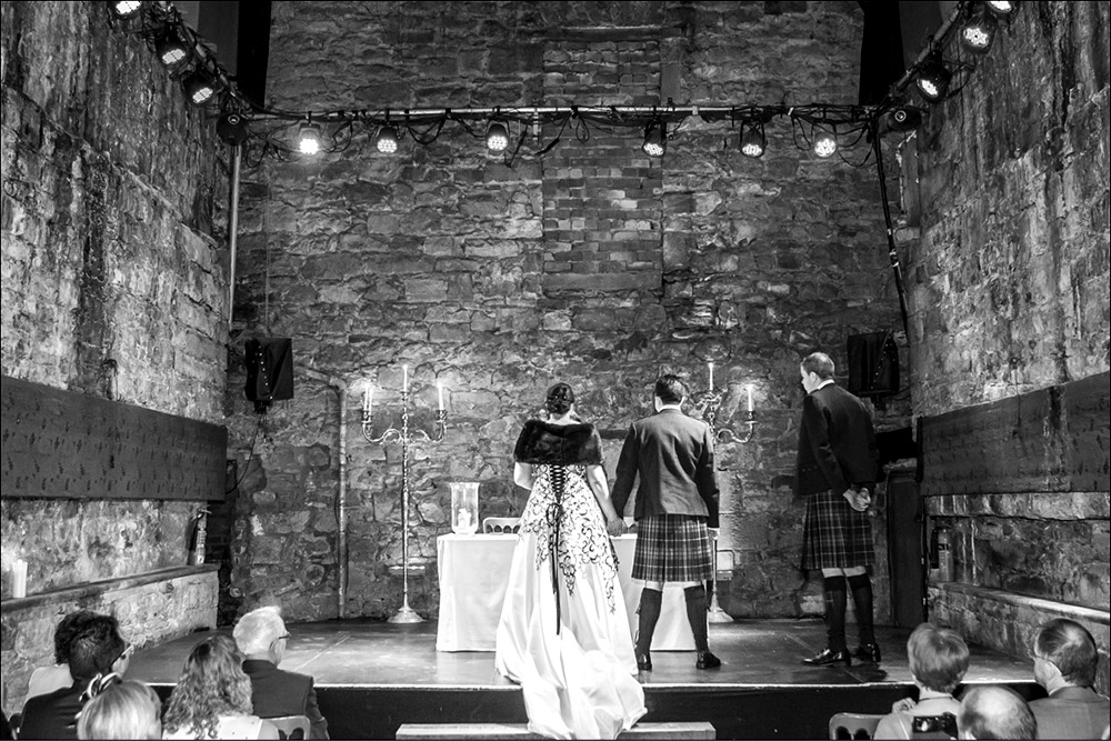The Caves Rowantree Edinburgh Wedding