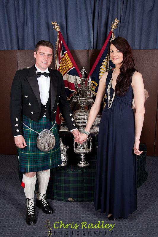 Sargeants Ball Dreghorn Barracks event photography