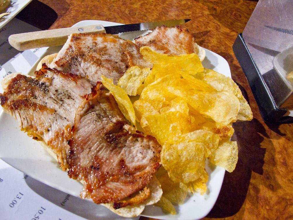 Granada food jamon and tapas chris radley photography for Grifos y tapas granada