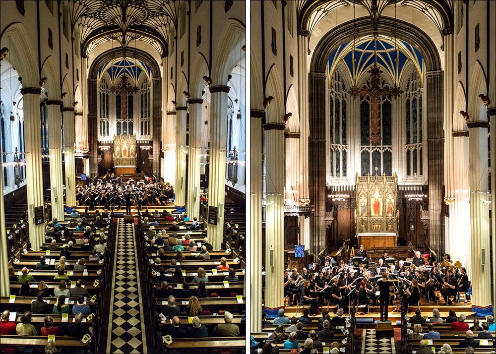 Edinburgh Concert Band St Johns Church