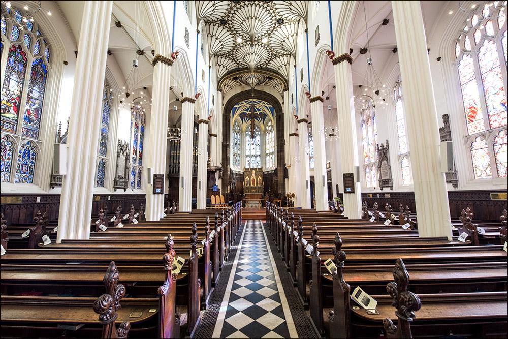 St Johns Church Edinburgh