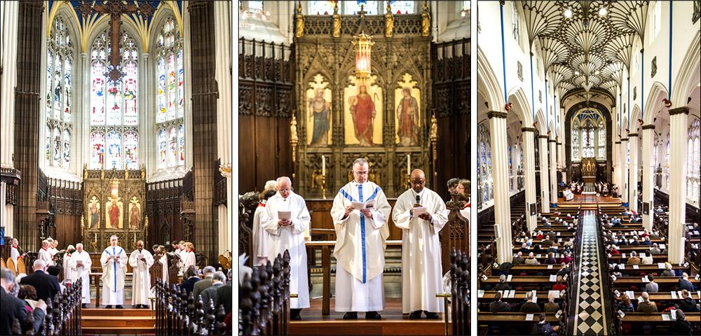 St Johns Church Edinburgh Sung Eucharist