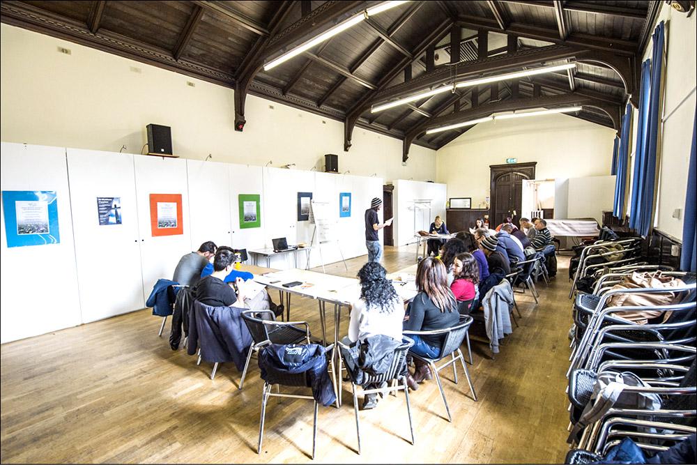 Welcoming Group English Language Lessons St Johns Church Edinburgh