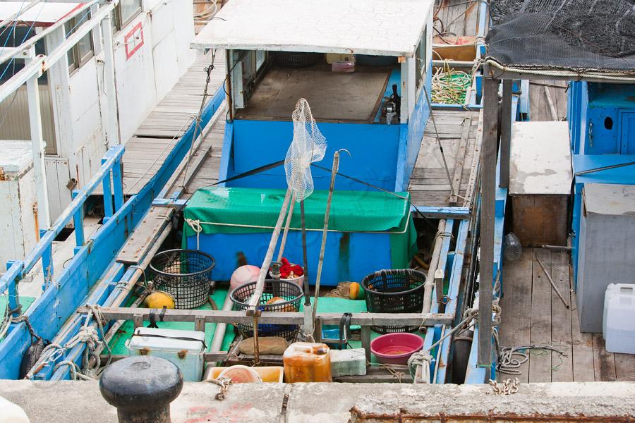 Kenting Fishing Boats