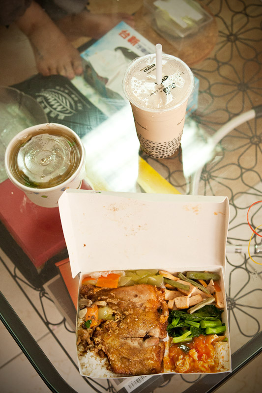Taipei lunch