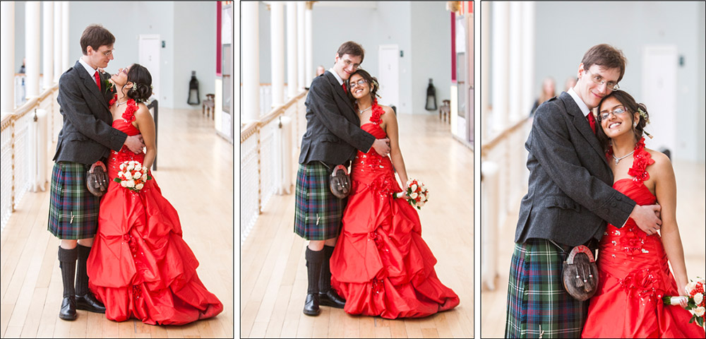 National Museum of Scotland Edinburgh Wedding