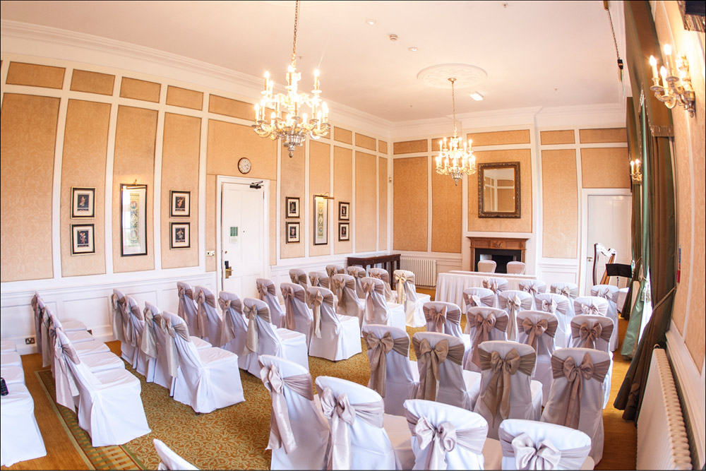 Marriott Dalmahoy Edinburgh Wedding