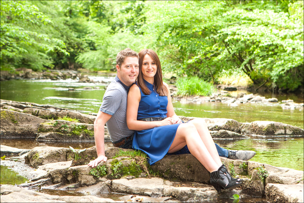 Dean Village Stockbridge Wedding