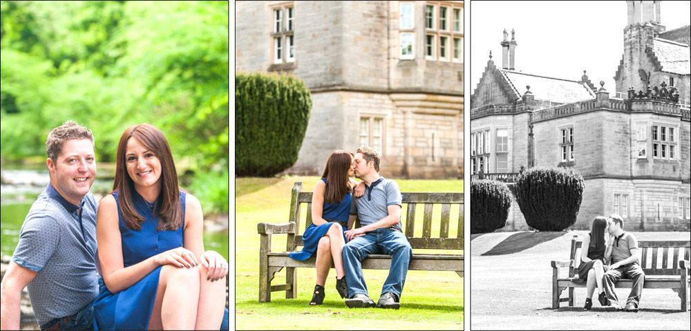 Lauriston Castle Edinburgh Wedding
