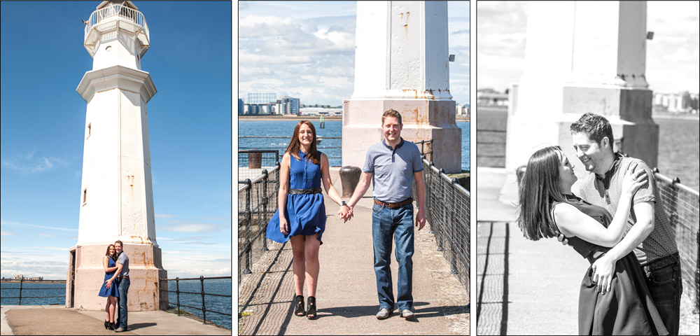 Newhaven Harbour Edinburgh Wedding